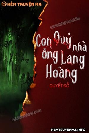 Con Quỷ Nhà Ông Lang Hoàng