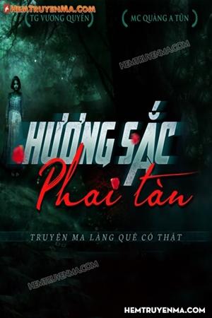 Hương Sắc Phai Tàn