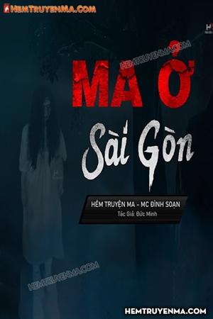 Ma Ở Sài Gòn