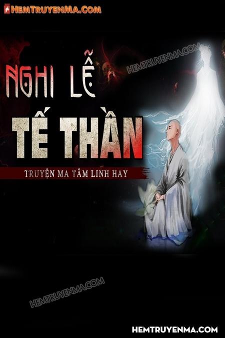 Nghi Lễ Tế Thần - MC Nguyễn Huy